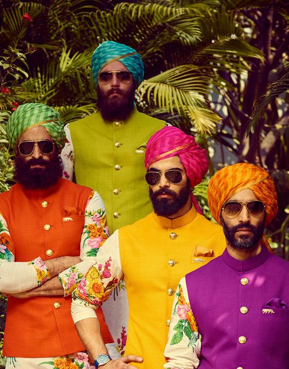 Rajasthani turban - Turban Styles | Bewakoof Blog