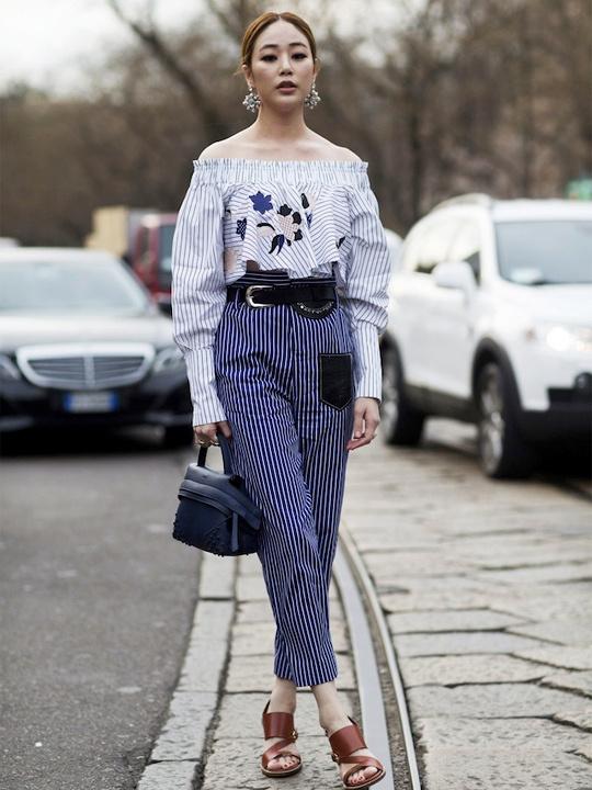 Off shoulder blouse - Bewakoof Blog