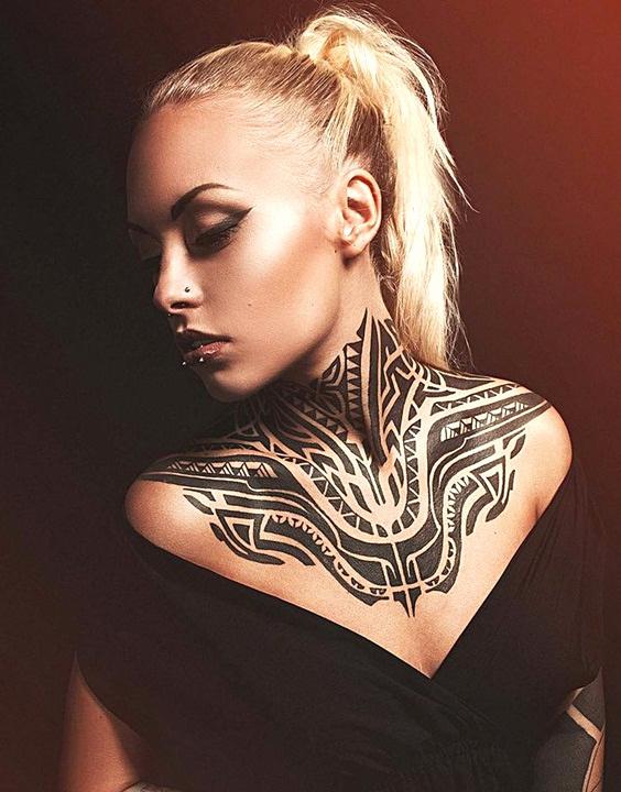 Neck Tattoos - Bewakoof Blog