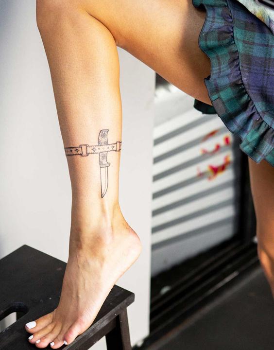 Body Tattoo Design For Women