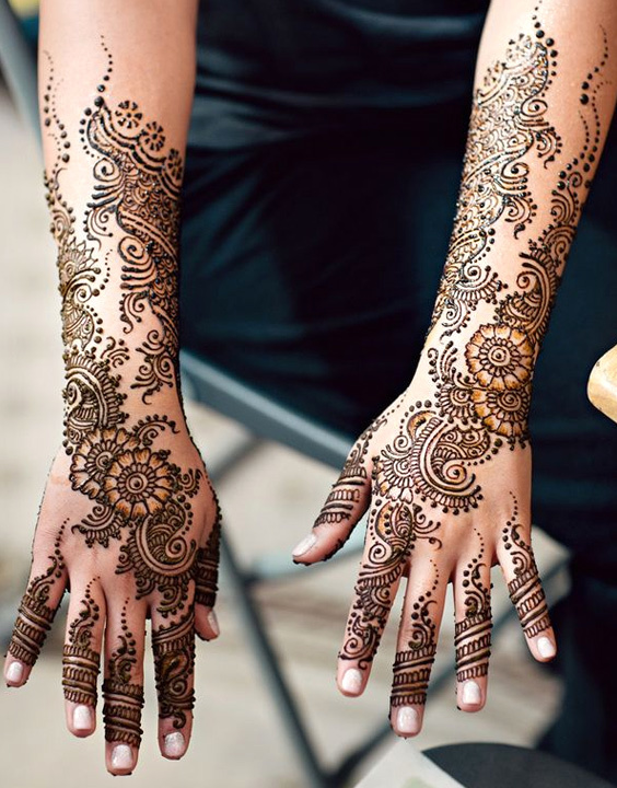 Arabic Mehendi Designs - Bewakoof Blog