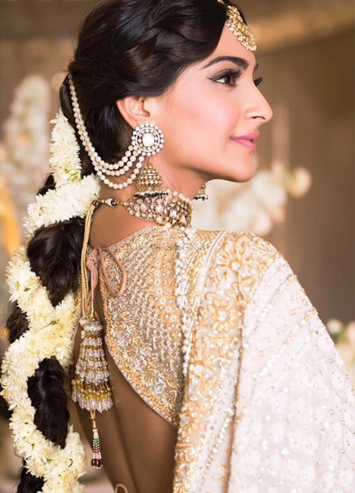 5 Indian Bridal Hairstyles For Wedding Bewakoof Blog