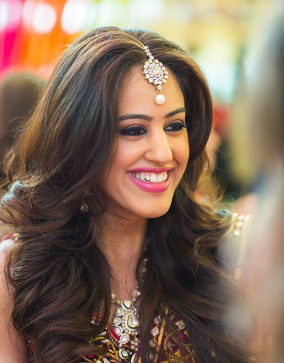 5 indian Bridal hairstyles for Wedding - Bewakoof Blog