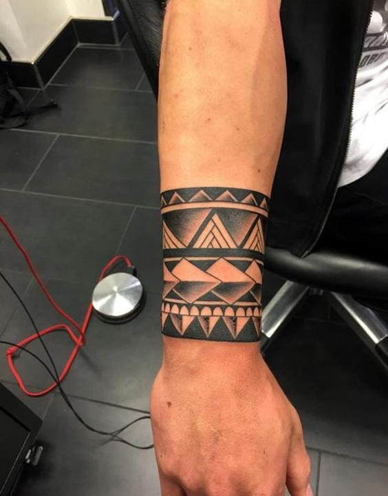 Wrist Tattoos For Men - Bewakoof Blog