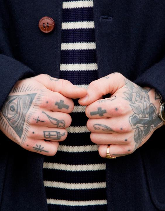 Finger Tattoos For Men - Bewakoof Blog