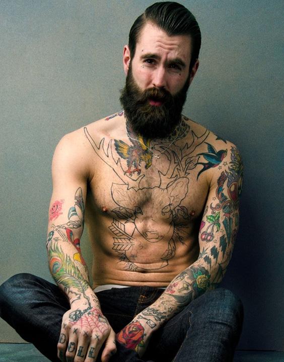 Chest Tattoos For Men - Bewakoof Blog