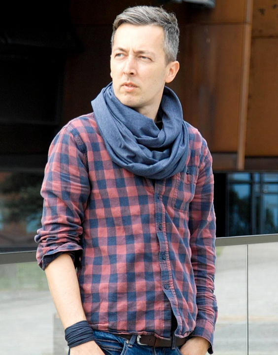 0bbcf5a3bdf52 These different scarf styles for men | Bewakoof Blog