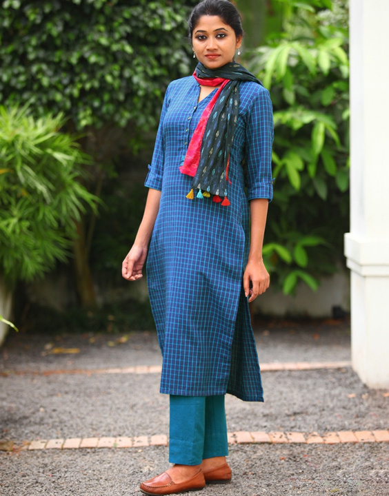 Long Shirt Style Kurtis -Bewakoof Blog