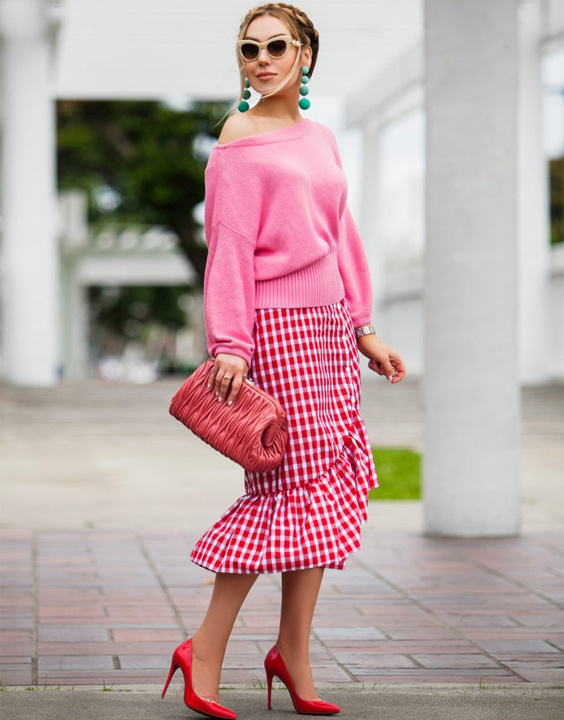514962b547f Valentines Day Looks - Valentines Day Outfit Ideas 2019
