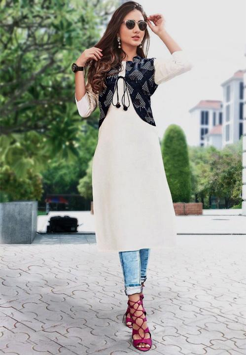 Short kurti jacket bewakoof blog