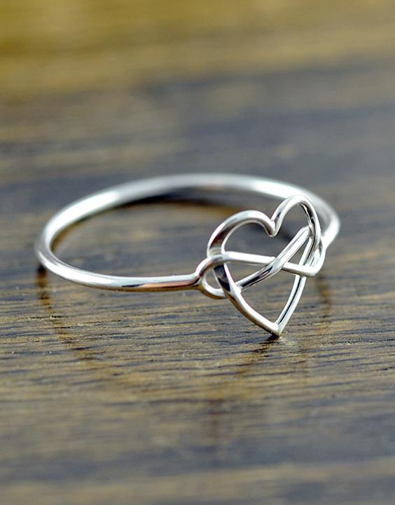 Silver ring Valentines day Bewakoof Blog