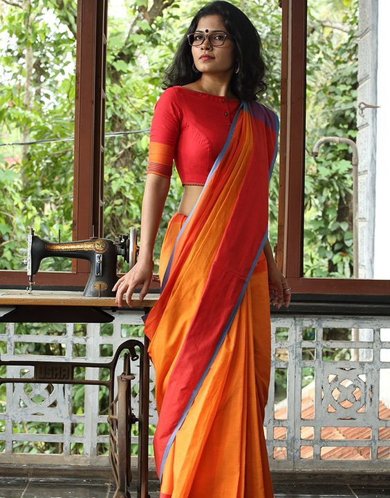 Farewell saree for women Bewakoof blog