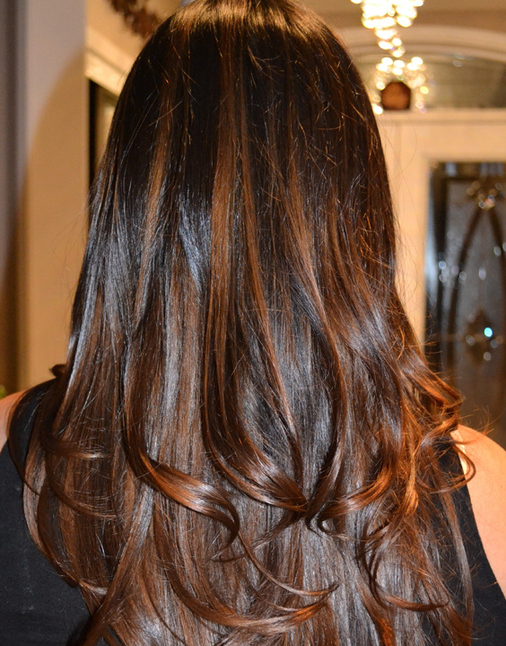 Highlights on brown hair bewakoof blog