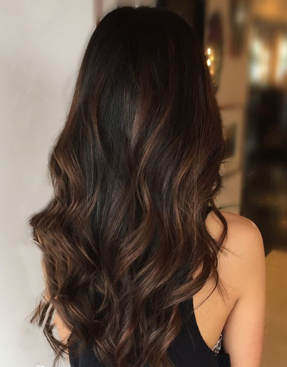 Natural highlights brown hair bewakoof blog
