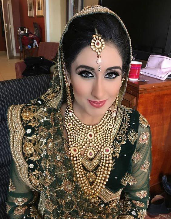 Punjabi Bridal makeup Bewakoof Blog