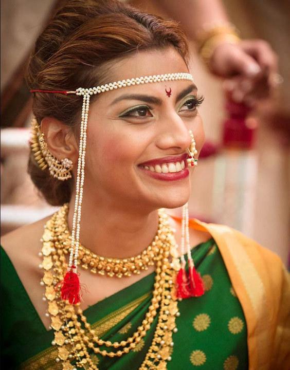 Marathi Bridal makeup Bewakoof Blog