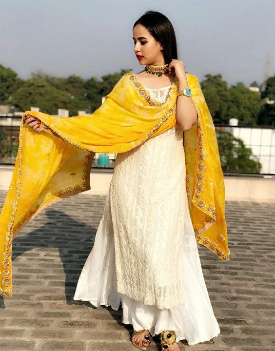 Sharara with long kameez Bewakoof Blog