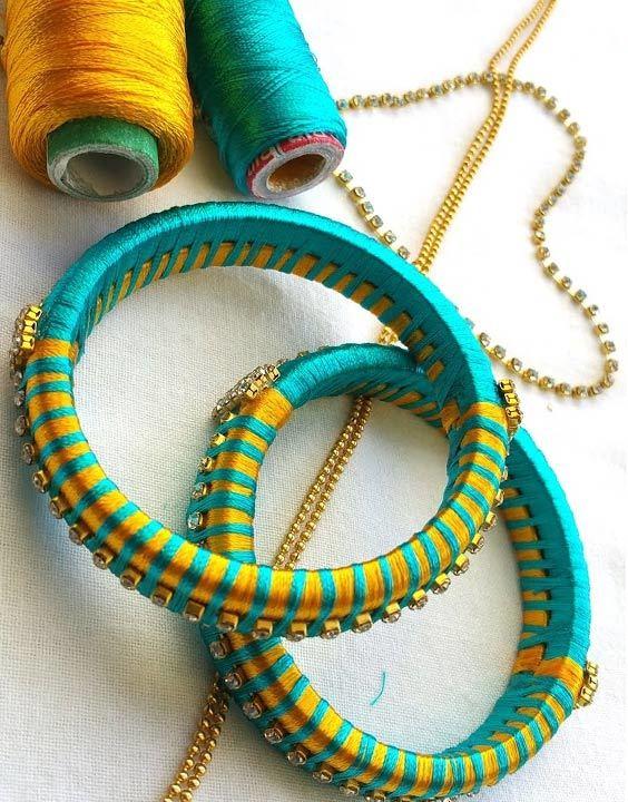 Thread bangles Bewakoof Blog