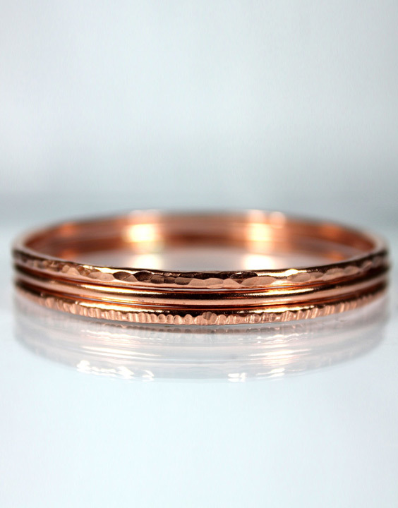 Copper bangles Bewakoof Blog