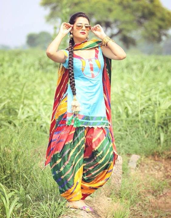 Punjabi Salwar Suit - Bewakoof Blog
