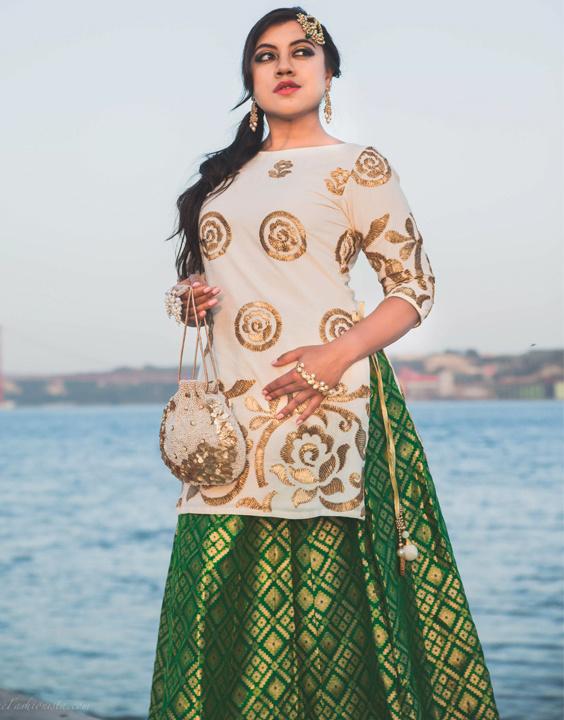 Shirt Kurti With Skirt - Bewakoof Blog