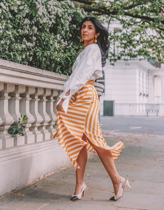 Long Skirt - Bewakoof Blog