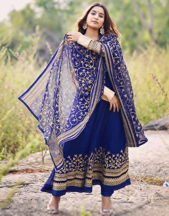 Anarkali suit - Bewakoof Blog