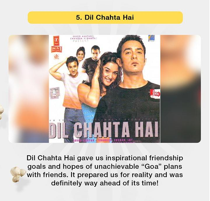 Dil Chahta Hai Movie - Bewakoof.com
