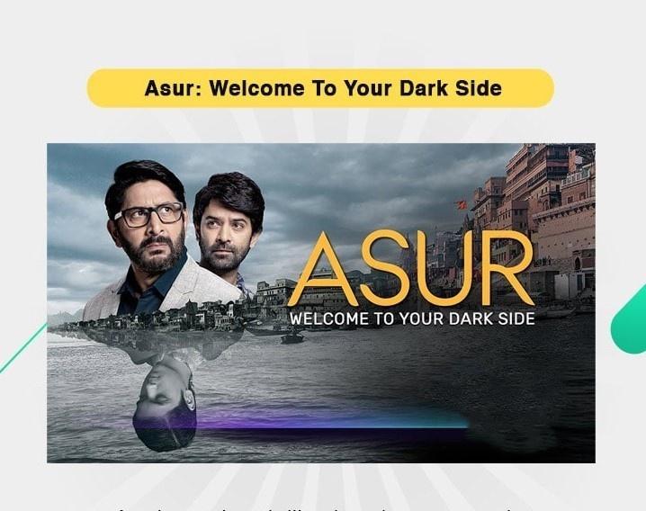 Best Hindi Show - Asur | Bewakoof