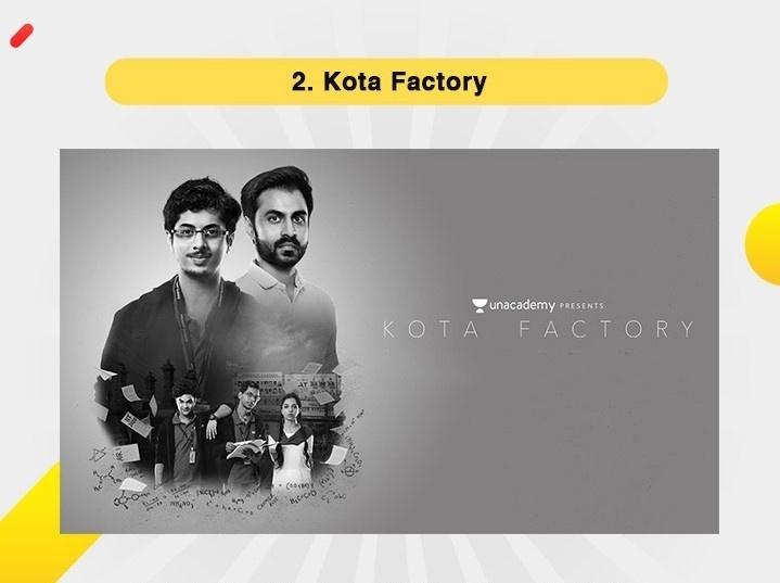 Best Hindi SHow - Kota Factory | Bewakoof