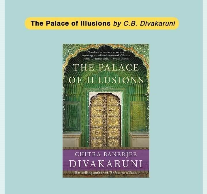 The Palace of Illusions by C.B. Divakaruni - Bewakoof Blog