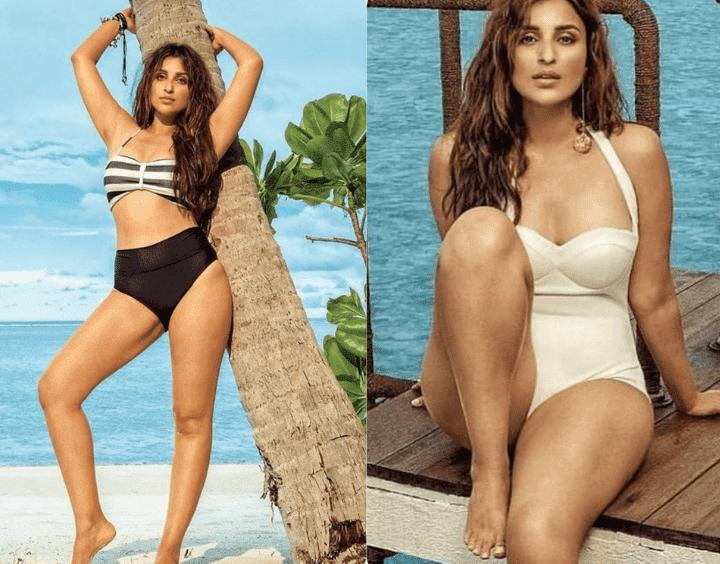 Parineeti chopra - famous bollywood actresses in bikini   Bewakoof Blog