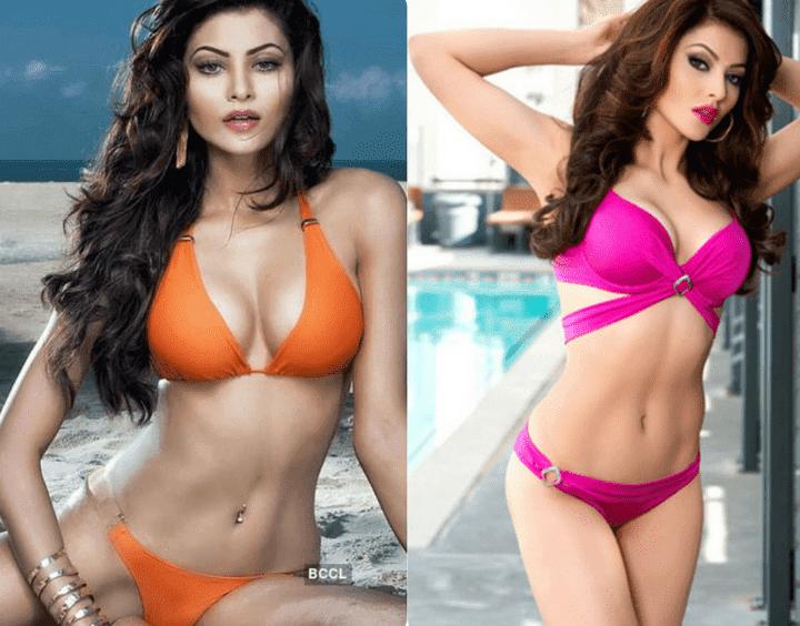 Urvashi Rautela - famous bollywood actresses in bikini   Bewakoof Blog