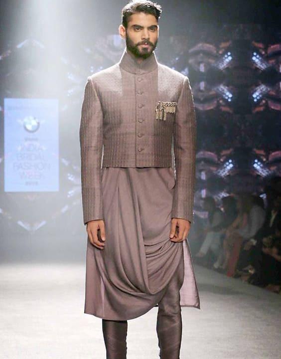 Cropped Bandhgala Mehendi Outfit - Mehendi Dress for Groom - Bewakoof Blog