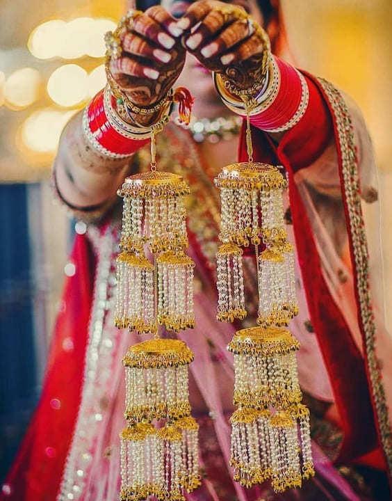Tiered Kalire - Bridal Kalire Designs - Bewakoof Blog