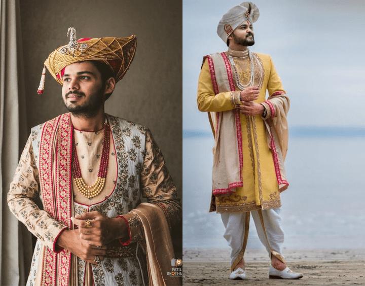Maharashtrian Wedding Dresses - Wedding Dress for Men - Bewakoof Blog