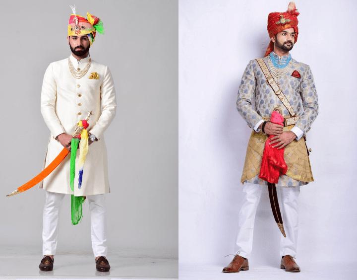 Rajputana Dress - Wedding Dress for Men - Bewakoof Blog