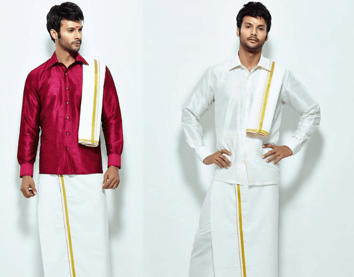 South Indian Men's - Wedding Dress for Men - Bewakoof Blog