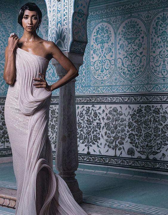 Sculpted Beauty In Gaurav Gupta - Cocktail dresses - Bewakoof Blog