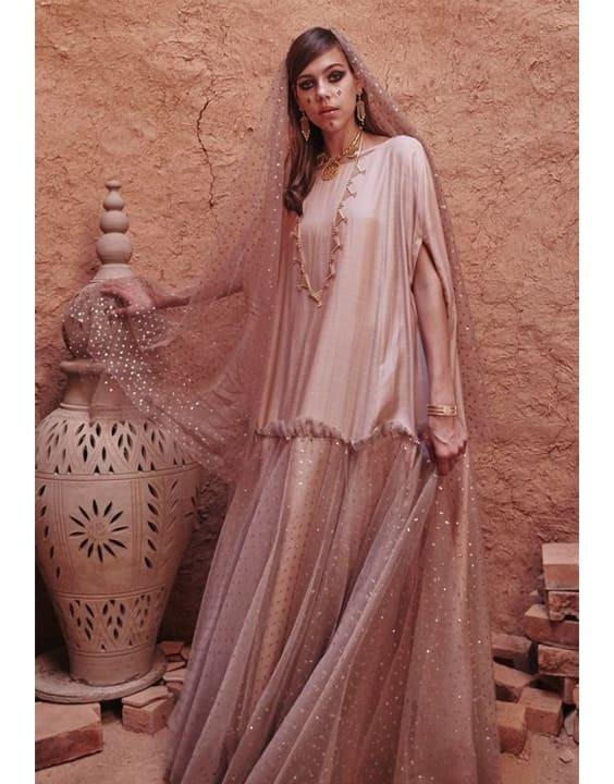 An Oversized Sartorial Story - Dress for Haldi Function - Bewakoof Blog