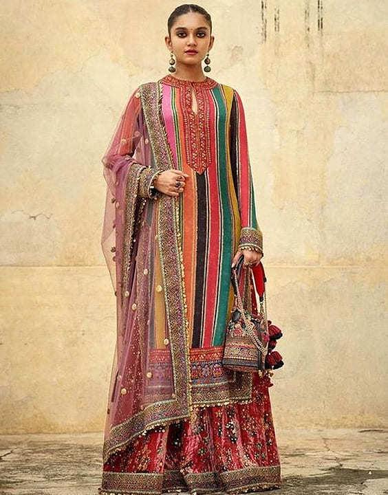 A Multi-Coloured Frenzy - Dress for Haldi Function - Bewakoof Blog
