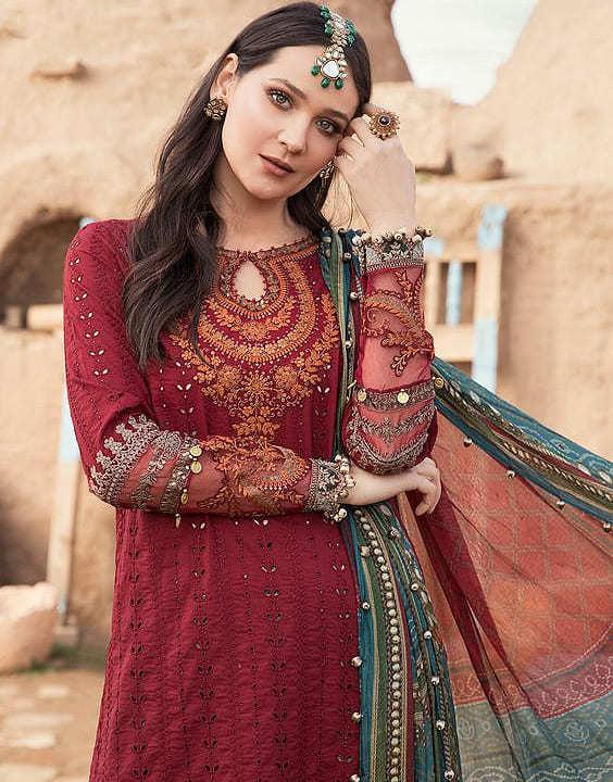 Delicate Dori Embroidery - Dress for Haldi Function - Bewakoof Blog