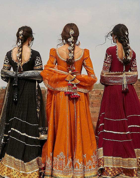 The Gota Sparkle - Dress for Haldi Function - Bewakoof Blog