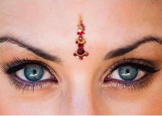 Layered Bindi - Bindi Designs - Bewakoof Blog