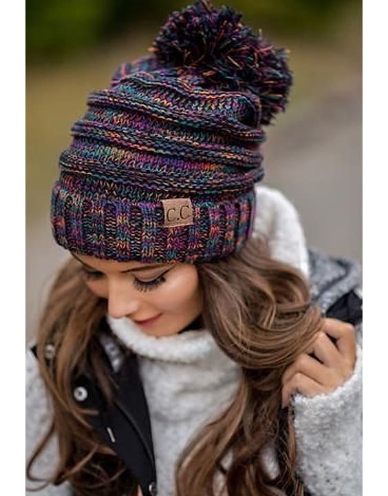 The Multicolor Beanie - Hair Accessories for Girls - Bewakoof Blog