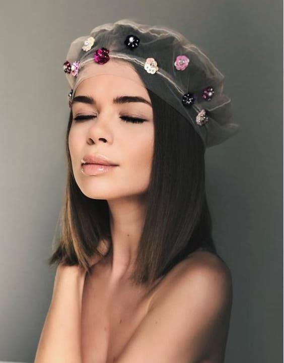The Netted Beret - Hair Accessories for Girls - Bewakoof Blog