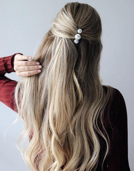 The Pearl Pin - Hair Accessories for Girls - Bewakoof Blog
