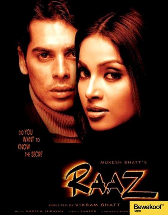Raaz - Hindi Horror Movies - Bewakoof Blog