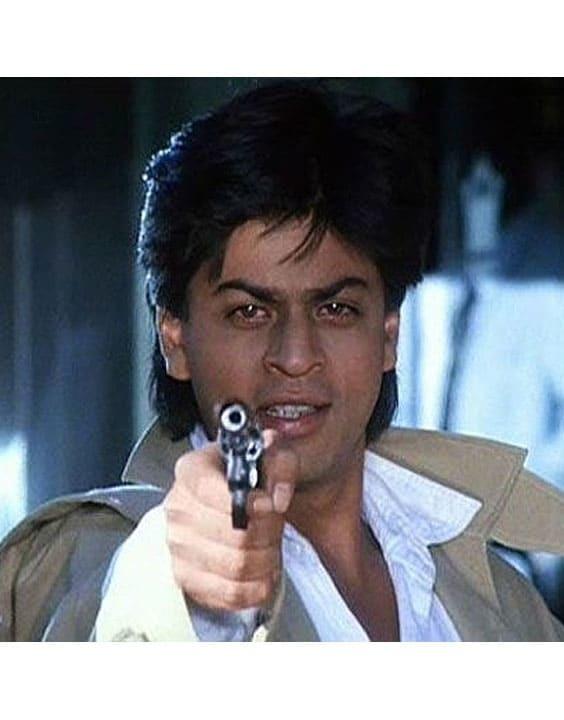 Success As An Anti-Hero - Shahrukh Khan Biography - Bewakoof Blog