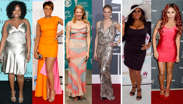 Celebrities' Weight Loss and Transformations: Before and ...